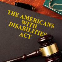 Americans with Disabilities Act book