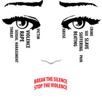 Break the silence photo