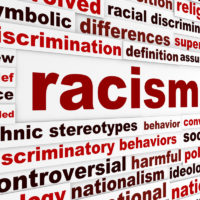 The racism sign
