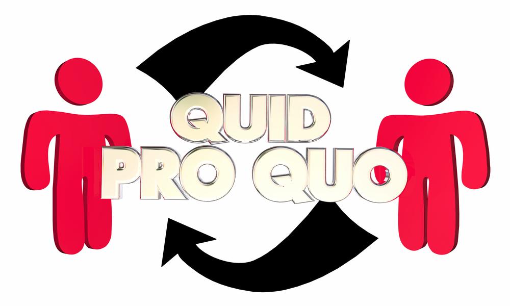 Quid pro quo sexual harassment title vii