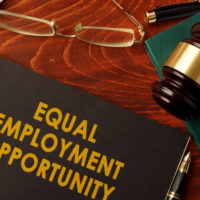 book that reads equal employment