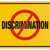 Discrimination plate