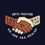 Hands unit together