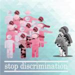 image stop discrimination