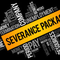 Severance Package and associated words with the term