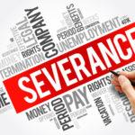 Severance word cloud