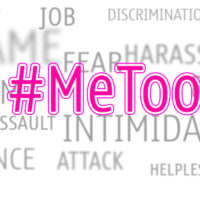 #metoo sign in pink