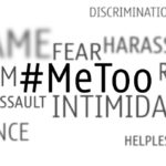 #MeToo sexual harassment wordcloud