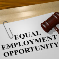 Equal Employment Opportunity concept