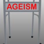 AGEISM - social concept