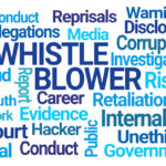 Whistle Blower Word Cloud