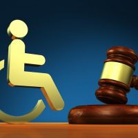 Disability Law Concept